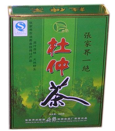 杜仲茶-张家界特产