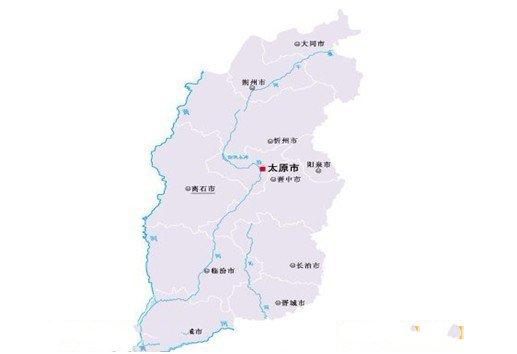 【山西省旅游地图】山西旅游地图全图,山西地图全图