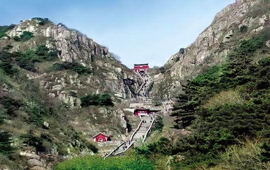 山东旅游景点排名