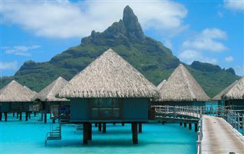 大溪地(Tahiti)-莱阿提岛(Raiatea)