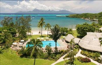 大溪地(Tahiti)-茉莉雅岛(Moorea)