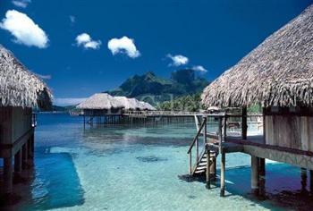大溪地(Tahiti)-波拉波拉岛(Bora Bora)