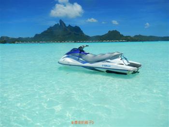 大溪地(Tahiti)游记