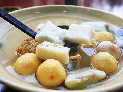 台湾美食:水里美食--车埕小饭店