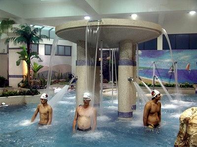 台中SPA艾迪雅温水游泳池