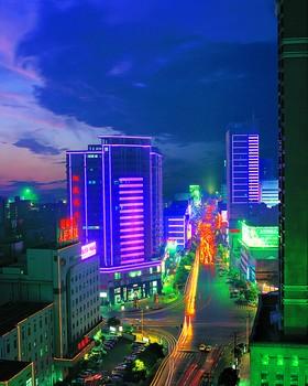 【长沙逛街】长沙解放西路酒吧一条街