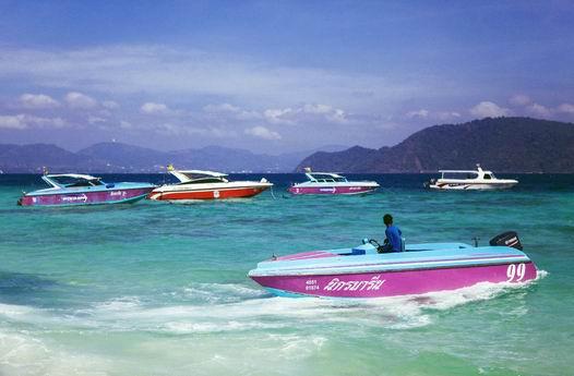 珊瑚岛旅游指南