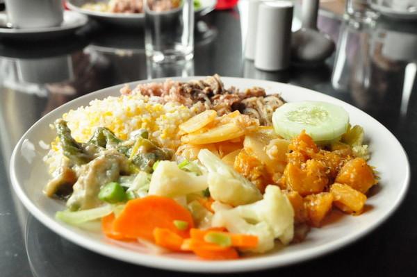 不丹的传统美食非常辣,口味重
