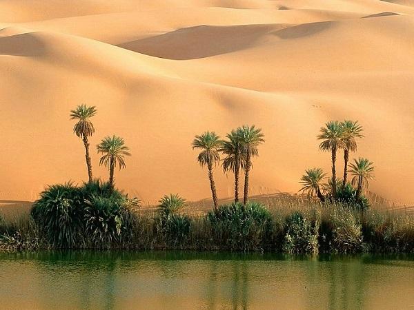利比亚的气候