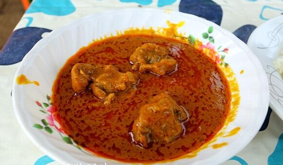 西非多哥的美食