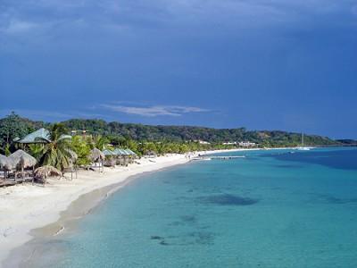 洪都拉斯ROATAN-美丽的世界十大海盗岛屿