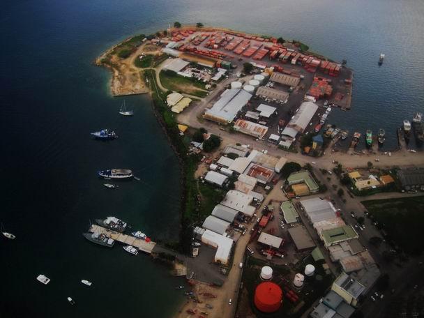 所罗门群岛的首都-霍尼亚拉(Honiara)