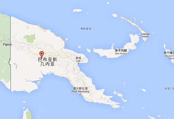中国驻巴布亚新几内亚大使馆信息