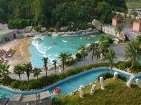【遇见西海】西海温泉阳光照耀29度假区、仙女峡、东林大佛汽车2日游图片