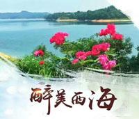 【金沙滩狂欢之夜】武宁西海花源谷(金沙滩)包岛2日游