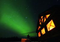 【极光+温泉+探险】美国阿拉斯加北极光、极地温泉、西雅图探险8日游