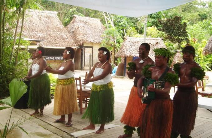 民族文化村_苏瓦_斐济