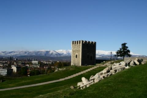 rope】- 马其顿[Macedonia] -斯科普里市 [Skopje] -斯科普里市 [