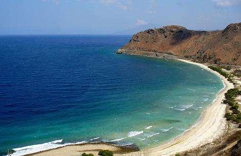 帝汶海旅游