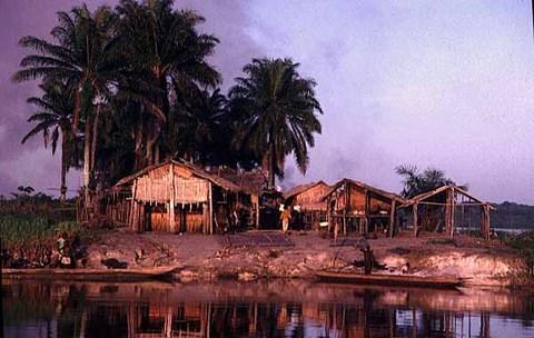 刚果河旅游