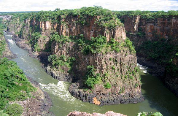 赞比西河旅游