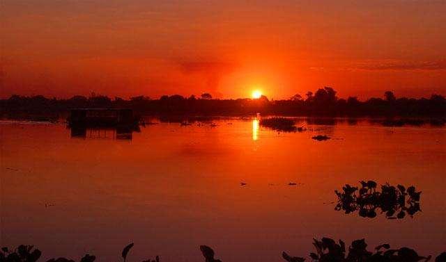 巴拉圭河旅游