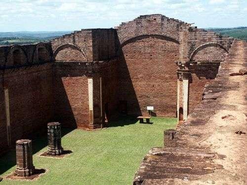 塔瓦兰格的耶稣和巴拉那的桑蒂西莫-特立尼达耶稣会传教区
