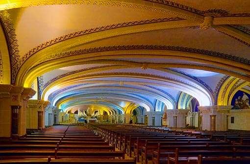 圣安娜大教堂旅游