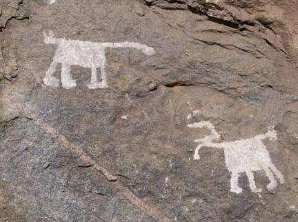 琼戈尼岩石艺术区