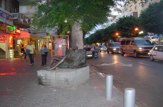迪岑哥夫大街_特拉维夫-雅法_以色列