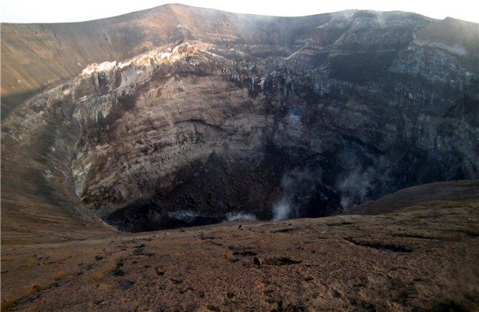 伦盖火山_阿鲁沙_坦桑尼亚