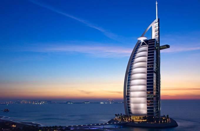 七星级帆船酒店_迪拜_阿联酋