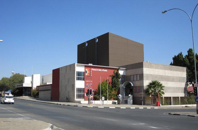 纳米比亚国家画廊_温得和克_纳米比亚