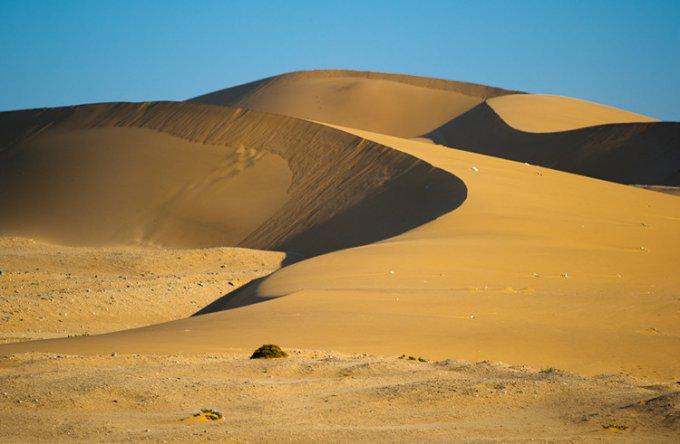 纳米布沙漠_温得和克_纳米比亚