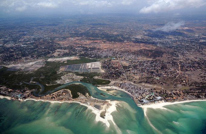 坦桑尼亚达累斯萨拉姆城市概况