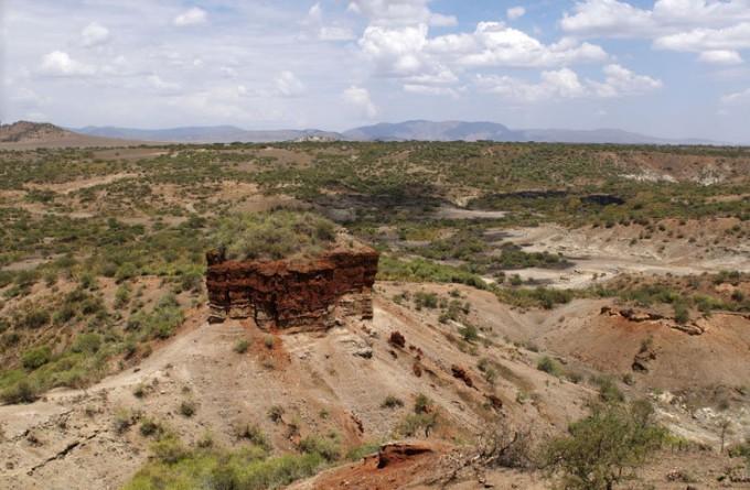 奥杜瓦伊峡谷_基戈马_坦桑尼亚