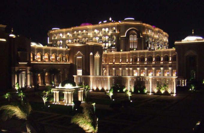 酋长皇宫酒店_阿布扎比_阿联酋