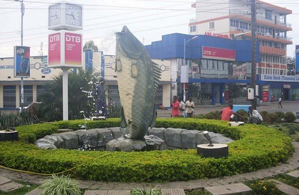 姆万扎中央市场_姆万扎_坦桑尼亚