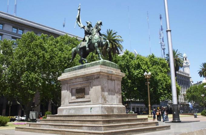 五月广场_布宜诺斯艾利斯_阿根廷