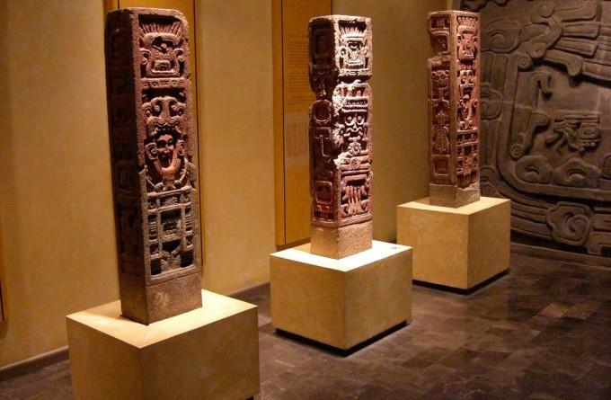 墨西哥国家人类学博物馆_墨西哥城_墨西哥