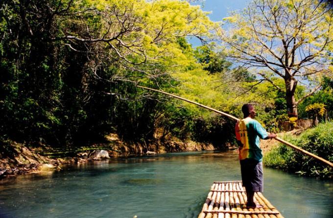 Martha Brae River_蒙特哥贝_牙买加
