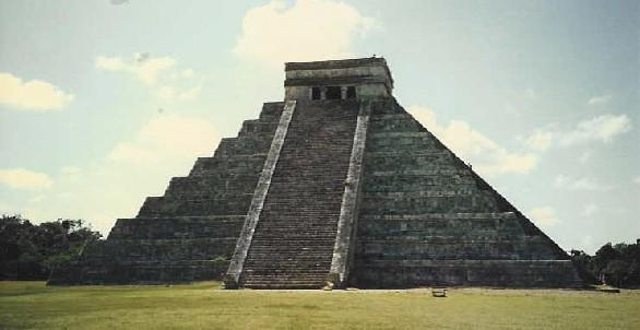 玛雅庙宇及考古遗址