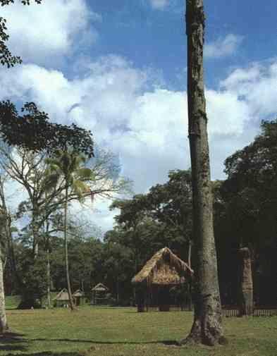 基里瓜考古公园和玛雅文化遗址