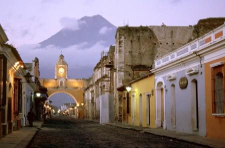安提瓜旅游