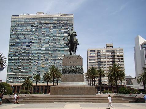 乌拉圭独立广场