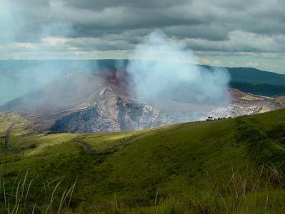 马萨亚火山公园