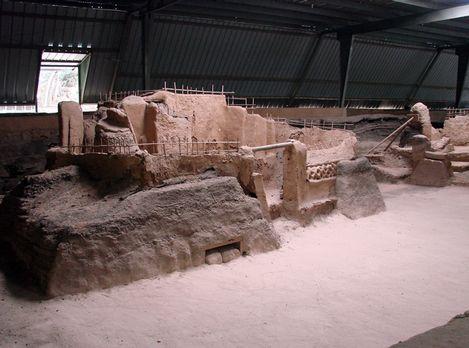 霍亚-德赛伦考古遗址