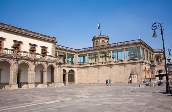 查普尔特佩克城堡_墨西哥城_墨西哥
