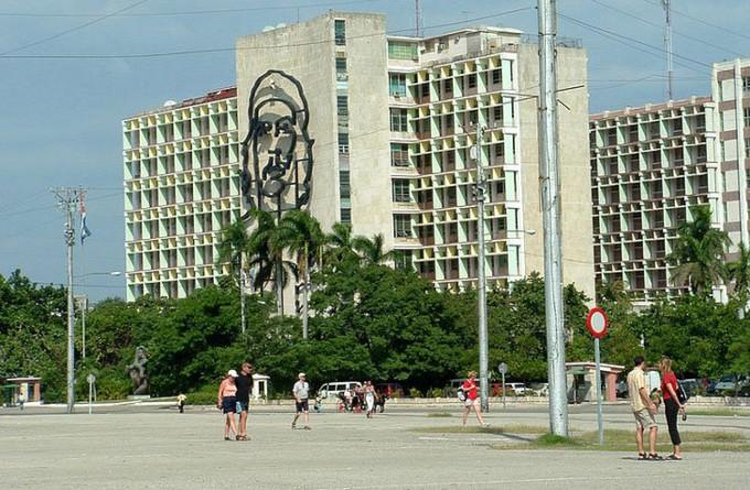 哈瓦那革命广场_哈瓦那_古巴