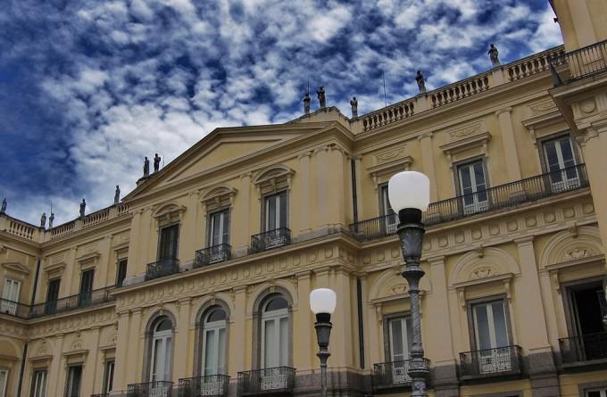 国家历史博物馆_里约热内卢_巴西